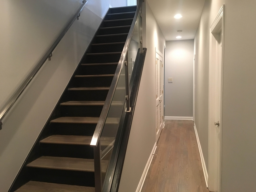 Interior Painting Project. Bucktown, Chicago, IL